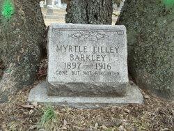 Myrtle <i>Lilley</i> Barkley