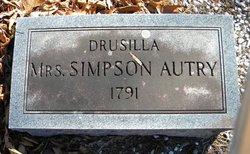 Drusilla Autry