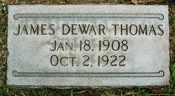 James Dewar Thomas