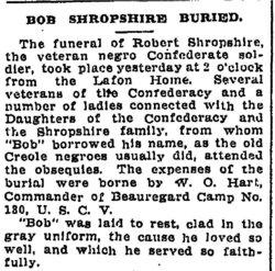 Robert Bob Shropshire