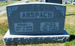 Samuel Isaac Anspach