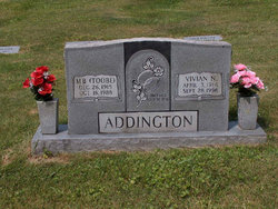 Millburn B Toobe Addington