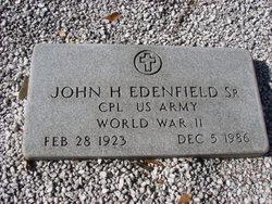 John Henry Edenfield, Sr