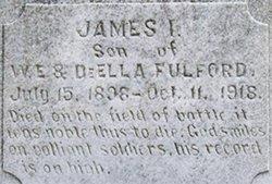 James I Fulford