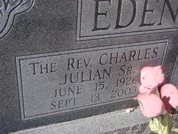 Rev Charles Julian Edenfield, Sr