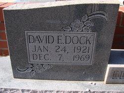David Ezell Dock Edenfield