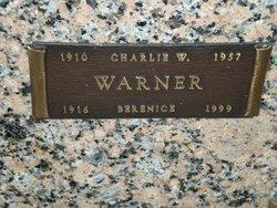 Charles Willis Charlie Warner