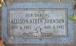 Allison Aleen Johnson