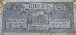 Dorothy Elizabeth <i>Coop</i> Johnson