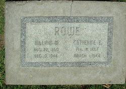 William Walter Rowe