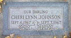 Cheri Lynn Johnson