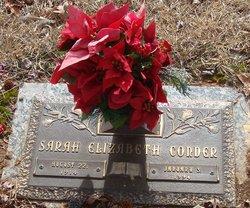 Sarah Elizabeth Conder
