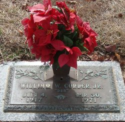 William Walton Dub Conder, Jr