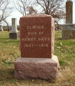 Elmira <i>Yant</i> Hays