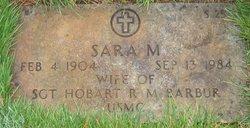 Sara Margaret <i>Davis</i> Barbur