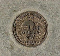 Mary Francis <i>Jones</i> O'Berry