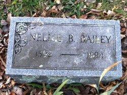 Nellie B <i>Reynolds</i> Bailey