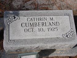 Cathrin <i>Mordecai</i> Cumberland