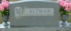 John Henry Altman