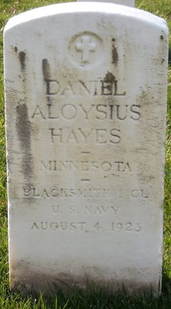 Daniel Aloysius Hayes