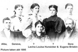 Lovina <i>Hunsicker</i> Brisbin