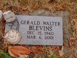 Gerald Walter Blevins