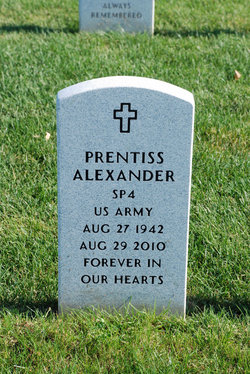 Prentiss Alexander