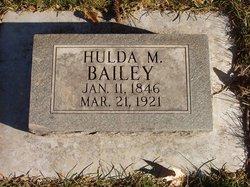 Hulda M. Bailey