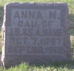 Anna M Name