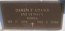 Daren F Dave Adams