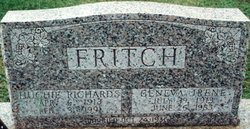 Hughie Richards Fritch