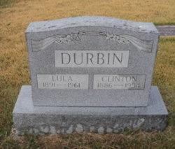 Clinton E Durbin