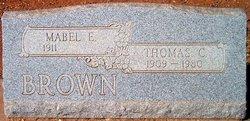 Mabel Esther <i>Magill</i> Brown