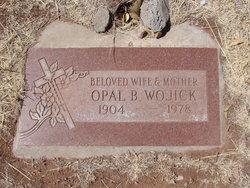 Opal Barbara <i>Humphries</i> Bartch Wojick