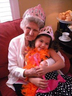 Lillian Granny <i>Horne</i> Eller