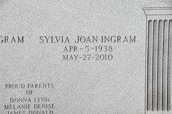 Sylvia Joan <i>Wilson</i> Ingram
