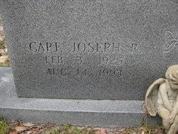 Capt Joseph Rutland Joe Myatt, Sr