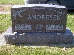 Albert L Andresen