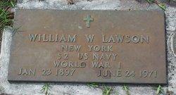 William W Lawson
