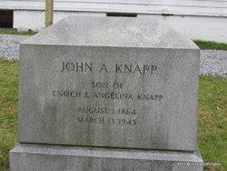 John A Knapp