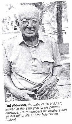 Edward Vero Alderson