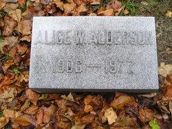 Alice Beatrice <i>Wilkin</i> Alderson