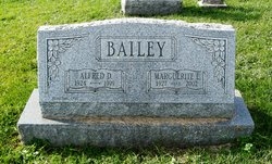 Alfred D. Bailey