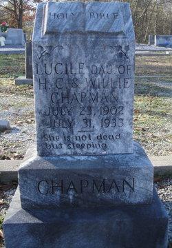Lucile Chapman