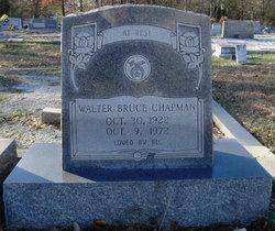 Walter Bruce Chapman