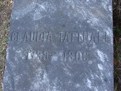 Claudia Tattnall