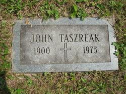 John Jack Taszreak
