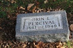 Orin L Percival