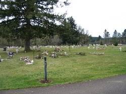 Confederated Tribes of Grand Ronde Cemetery