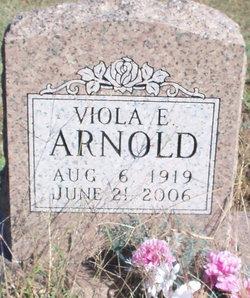 Viola E. Arnold